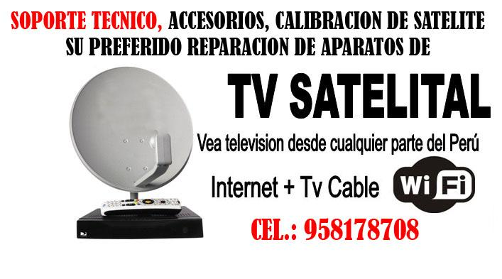 tv cable satelital lima